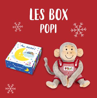 Les box popi