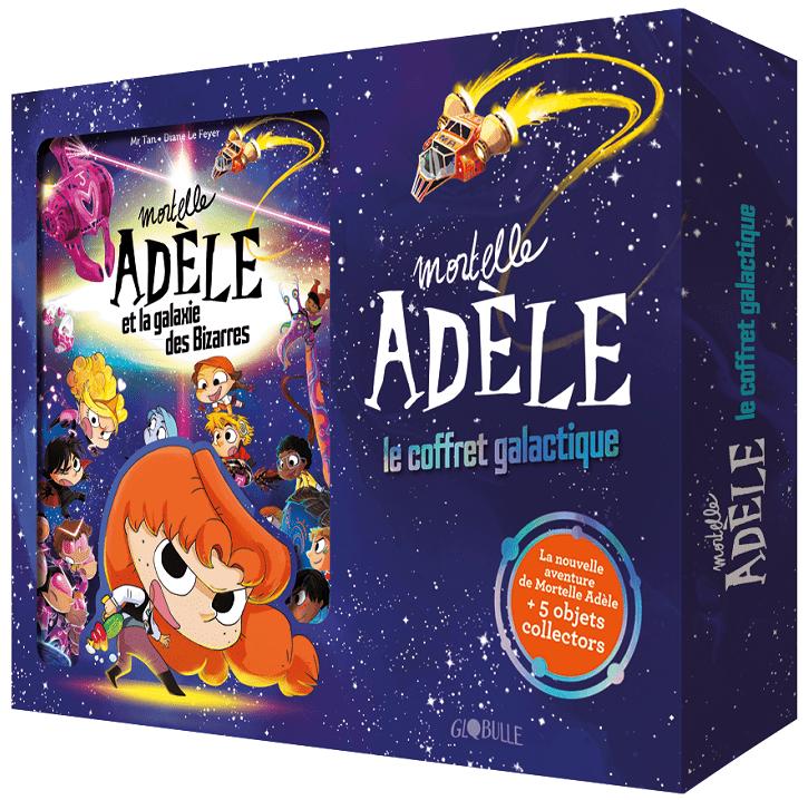Le coffret collector Mortelle Adèle.