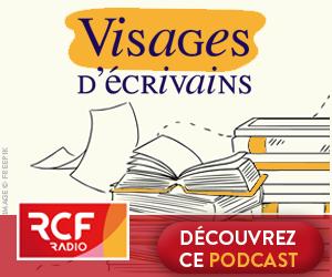 Voyage d'écrivain, un podcast de RCF