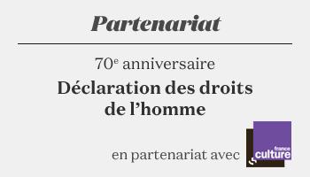 70ème anniversaire de la déclaration universelle des droits de l'homme