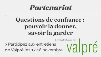 Participez aux entretiens de Valpré les 17-18 novembre