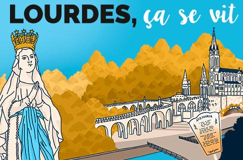 Pélerinage National à Lourdes 2020 E-PELERINAGE