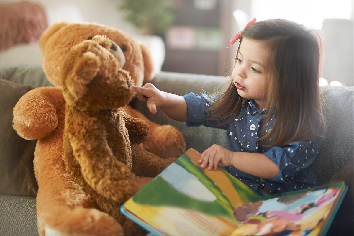 Pour les tout-petits: à partir de quel âge peut-on donner un livre?