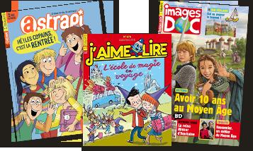Nos magazines 6-10 ans