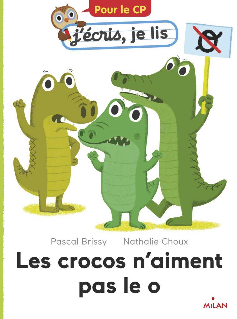 Les crocos n'aiment pas le o