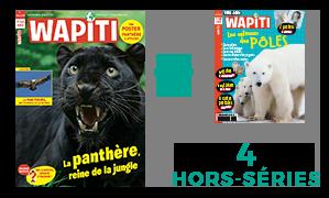 Wapiti Maxi Découvertes